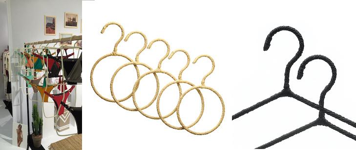 Cintre en corde